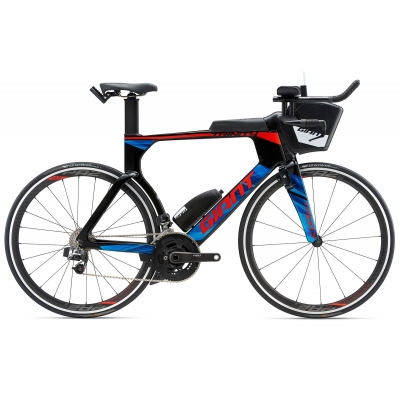 Giant Trinity Advanced Pro 0 Carbon Triathlon / Time Trial Bike 2018
