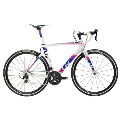 Liv/Giant Envie Advanced 2 Women's Aero Carbon Road Bike 2018