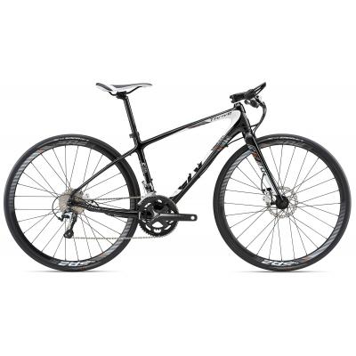 Liv/Giant Thrive CoMax Disc Women's Carbon Flat Bar Road Bike 2018