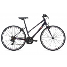 Liv/Giant Alight 3 Women's Road Hybrid Bike (Purple) 2...