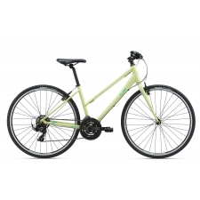 Liv/Giant Alight 3 Women's Road Hybrid Bike (Lime) 2018