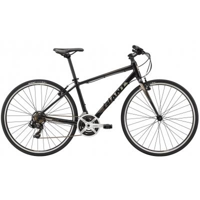 Giant Escape 3 Road Hybrid Bike (Black) 2018