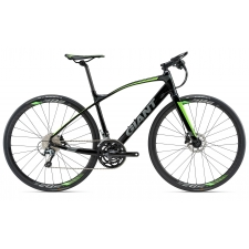 Giant  FastRoad SLR 1 Flat Bar Road Bike 2018