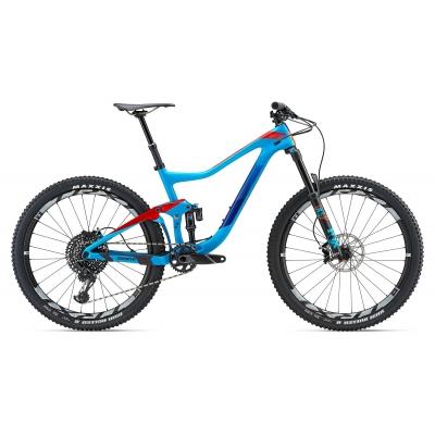 Giant Trance Advanced 1 Carbon Mountain Bike 2018