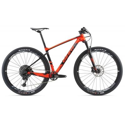 Giant XTC Advanced 29er 1 Carbon Mountain Bike 2018