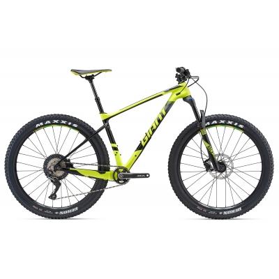 Giant XTC Advanced + 2 Carbon Plus Size Mountain Bike 2018