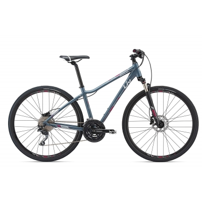 Liv/Giant Rove 1 Disc Women's All-terrain Hybrid Bike 2018