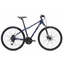 Liv/Giant Rove 2 Disc Women's All-terrain Hybrid Bike ...