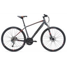 Giant Roam 2 Disc All-terrain Hybrid Bike (Charcoal / ...