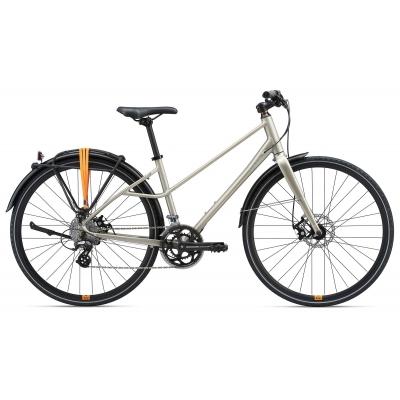 Liv/Giant BeLiv 2 City Women's Flat Handlebar Hybrid Bike 2018