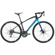 Giant AnyRoad Advanced Carbon Gravel Bike 2018
