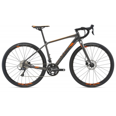 Giant ToughRoad SLR GX 2 Drop Bar Gravel and Touring Bike 2018
