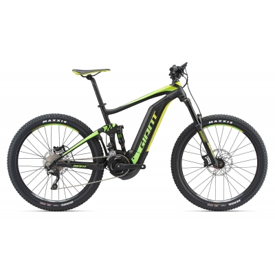 Giant Full E+ 2 Electric Mountain Bike 2018