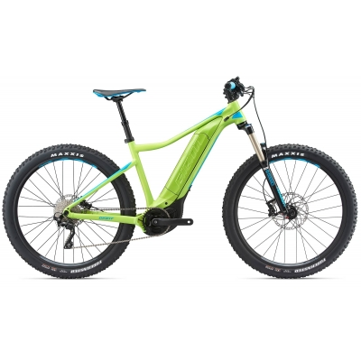 Giant Dirt E+ 2 Pro Electric Mountain Bike 2018