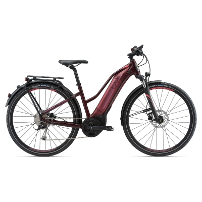 Liv/Giant Amiti E+ 1 Women's All-terrain Electric Bike 2018