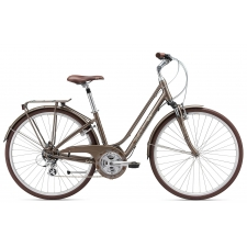 Liv/Giant Flourish FS 2 Women's Traditional City Bike ...