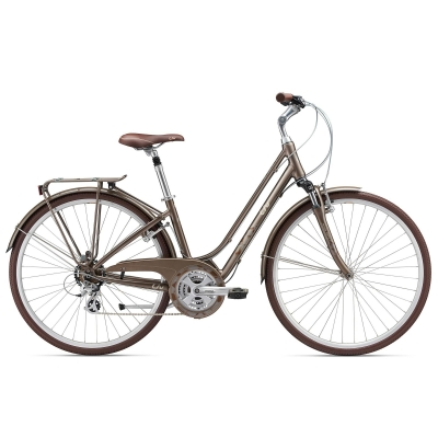 Liv/Giant Flourish FS 2 Women's Traditional City Bike 2018