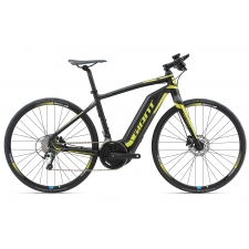 Giant FastRoad E+ Electric Commute and Leisure Bike 20...