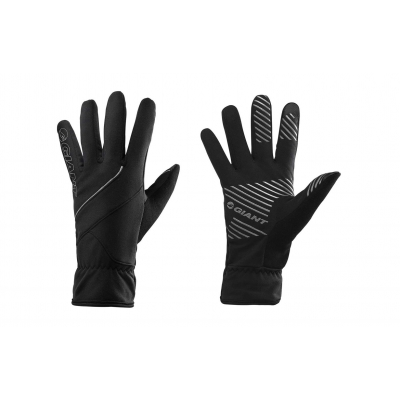 Giant Chill Lite Winter Gloves, Black