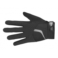 Giant Rival Long Finger Gloves, Black
