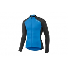 Giant Tour Thermal Long Sleeve Jersey, 2017, Blue and ...