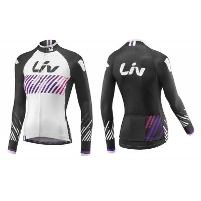 Liv Beliv Women's Long Sleeve Thermal Jersey