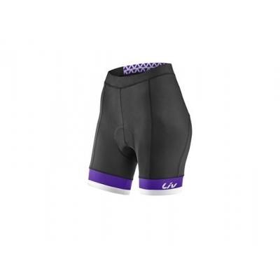 Liv 2018 Beliv Shorts, Black/Purple