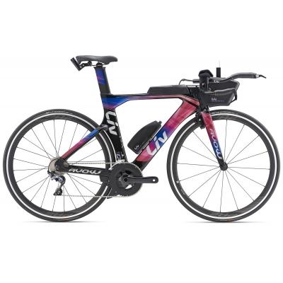 Liv/Giant Avow Advanced Pro Women's Carbon Triathlon Bike 2019