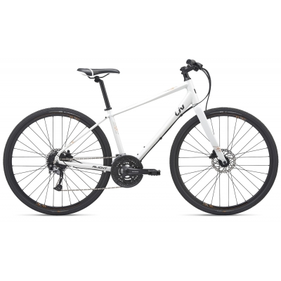 Liv/Giant Alight 1 Disc Women's Hybrid Bike 2019
