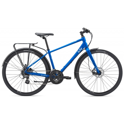 Liv/Giant Alight 2 Disc City Women's Hybrid Bike 2019