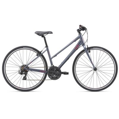 Liv/Giant Alight 3 Women's Hybrid Bike, Charcoal 2019