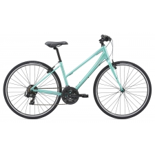 Liv/Giant Alight 3 Women's Hybrid Bike, Mint 2019