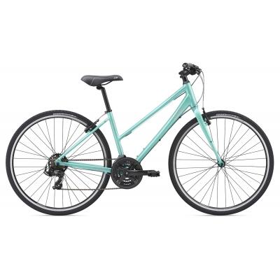 Liv/Giant Alight 3 Women's Hybrid Bike, Mint 2019