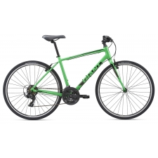 Giant Escape 3 Hybrid Bike, Flash Green 2019