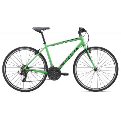 Giant Escape 3 Hybrid Bike, Flash Green 2019