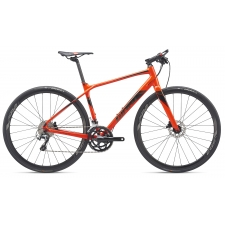 Giant FastRoad SL 1 Flatbar Road Bike 2019