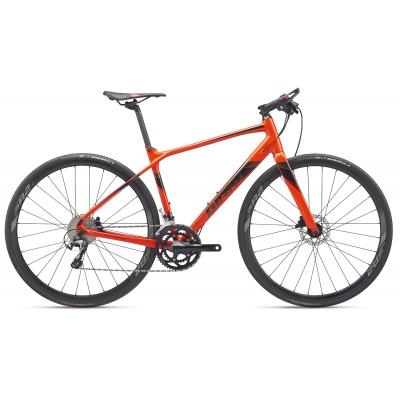 Giant FastRoad SL 1 Flatbar Road Bike 2019