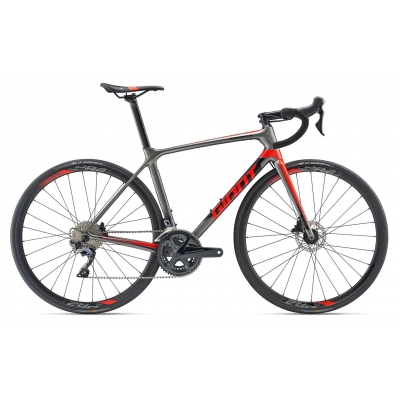 Giant TCR Advanced 1 Disc Carbon Road Bike 2019