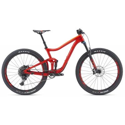 Giant Trance Advanced Pro 29er 2 Carbon Mountain Bike 2019