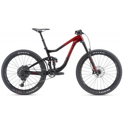 Liv/Giant Intrigue Advanced 1 Women's Carbon Mountain Bike 2019