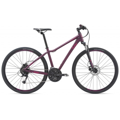 Liv/Giant Rove 2 Disc Women's All Terrain Hybrid Bike 2019