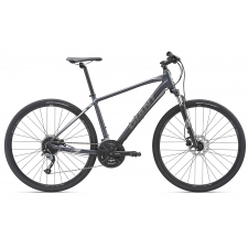 Giant Roam 2 Disc All Terrain Hybrid Bike, Charcoal 20...