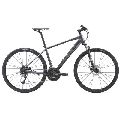 Giant Roam 2 Disc All Terrain Hybrid Bike, Charcoal 2019