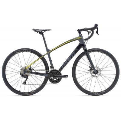 Giant AnyRoad Advanced Carbon Gravel and Adventure Bike 2019