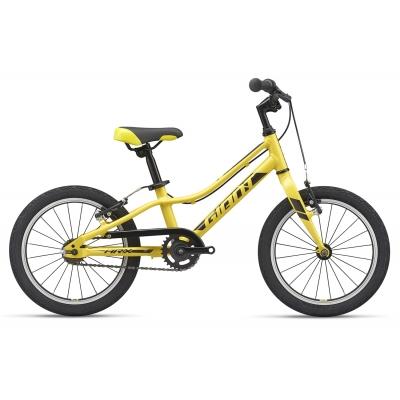 Giant ARX 16 Light Weight Kid's Bike, Yellow 2019