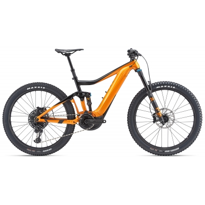 Giant Trance E+ 1 Pro Electric Mountain Bike 2019