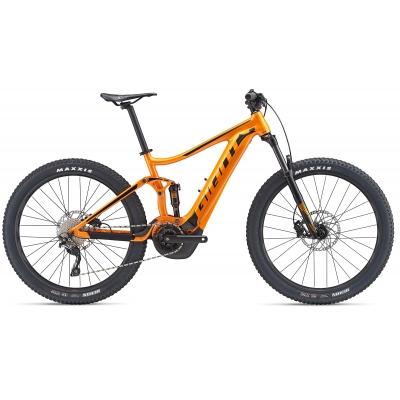 Giant Stance E+ 1 Electric Mountain Bike 2019