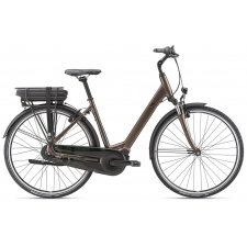 Giant Entour E+ 1 Low Step Thru Electric Hybrid Bike 2...