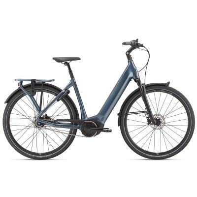 Giant DailyTour E+ 2 Low Step Thru Electric Bike 2019
