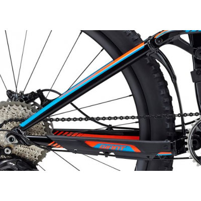 Giant 2016 Trance Advanced 1 replacement chainstay, 90R16G90397A7